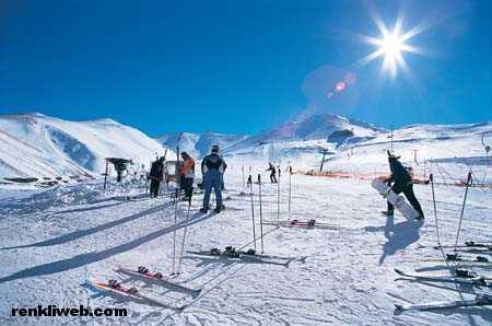 kış, turizm, mevsim, kar
