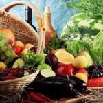 Sebze ve Meyvelerin İsimleri (Alfabetik Sırayla)