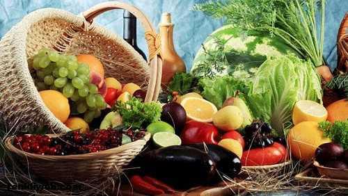 meyve, sebze, diyet