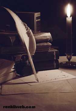 tüy kalem