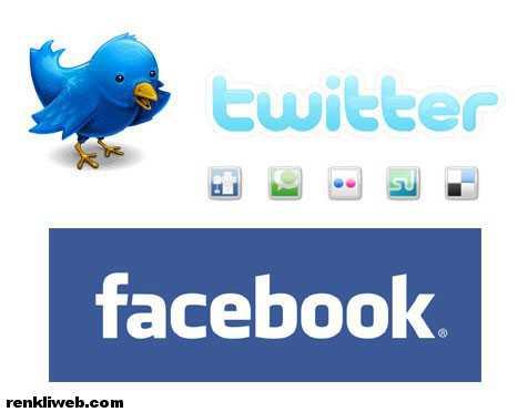 facebook, twitter, sosyal, medya, sosyal ağ