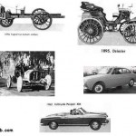 Eski Zamanlarda Arabalar Nasıldı?