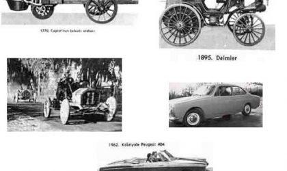 Geçmişten Günümüze Ulaşım Araçları