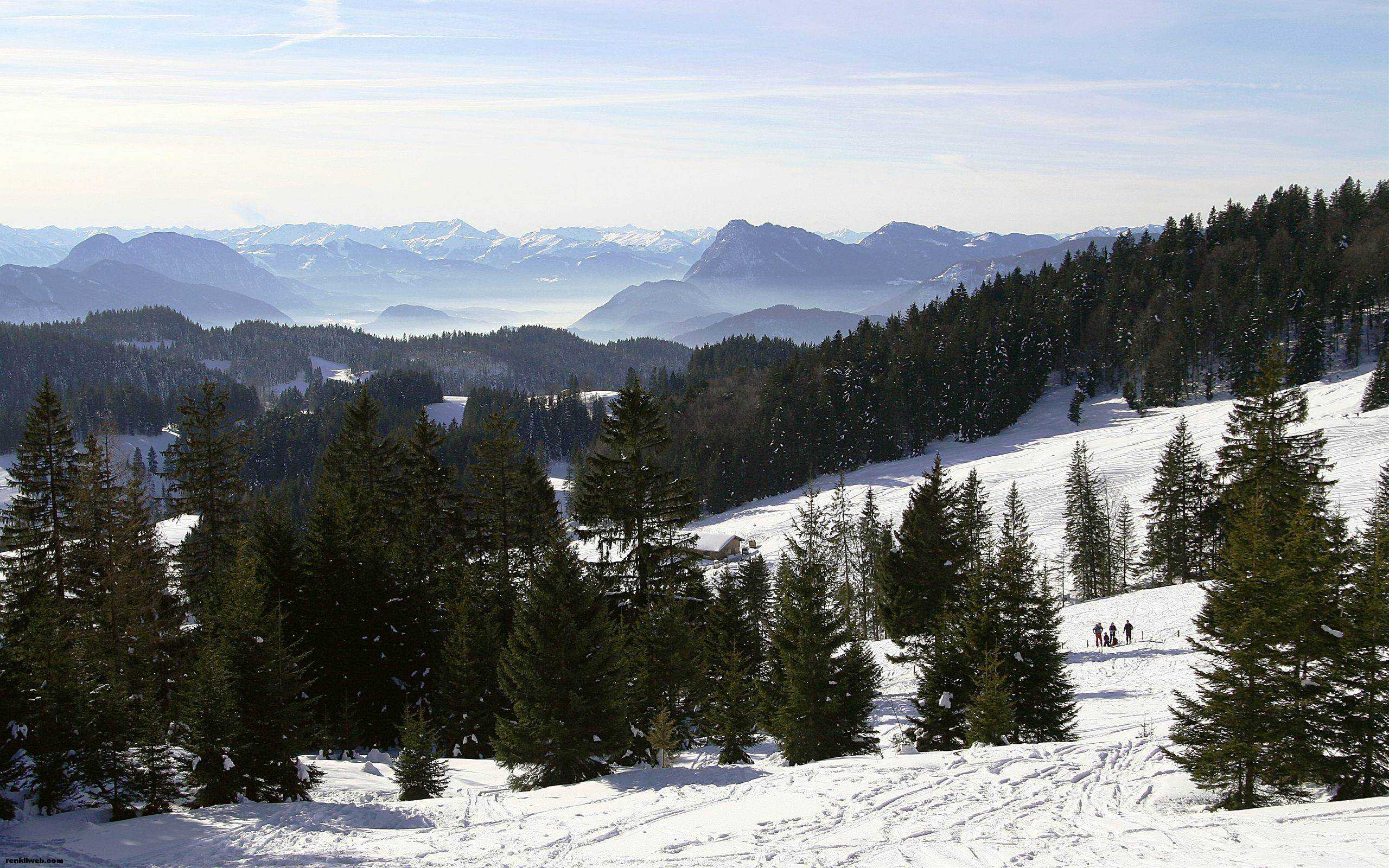 kış ve kar manzaraları 003