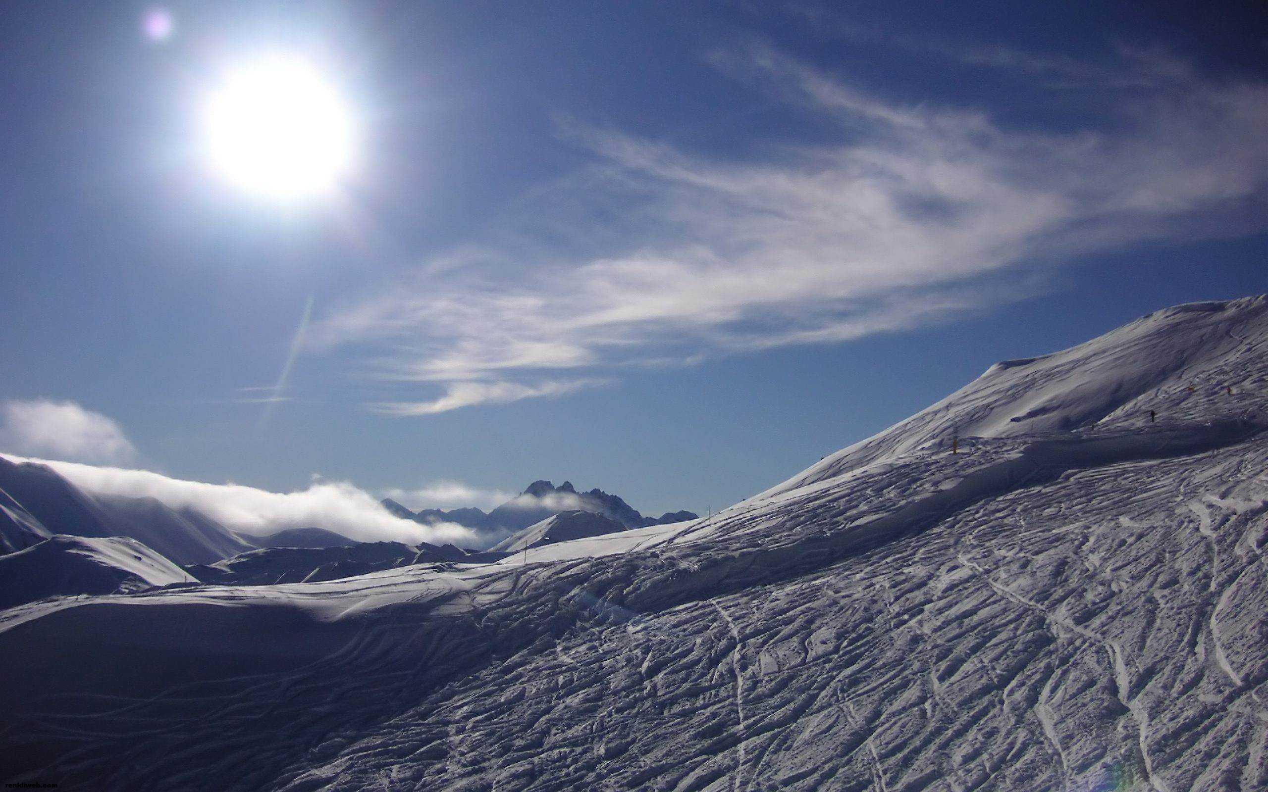 kış ve kar manzaraları 005