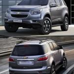 2013 Chevrolet Trailblazer Özellikleri ve Çıkış Tarihi