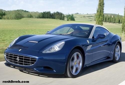 Ferrari, otomobil, araba