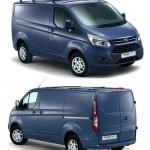 2013 Ford Transit Custom Özellikleri ve Detaylar