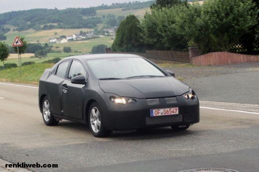 Honda, otomobil. araba