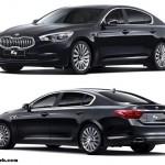 Yeni 2013 Kia K9 Sedan Özellikleri ve Yenilikleri