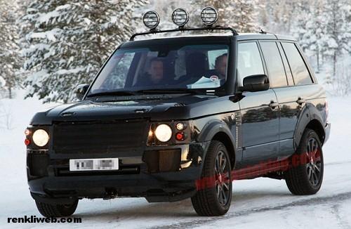 Range Rover, otomobil, araba