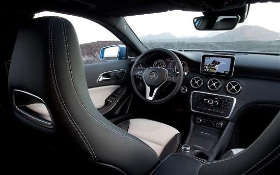 Mercedes Benz, A Serisi, otomobil, Araba, Mercedes