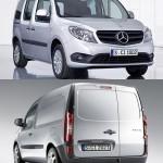 2013 Mercedes Benz Citan Türkiye'ye Geliyor!