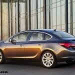 Yeni Opel Astra Sedan 2013 Özellikleri ve Resimleri
