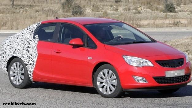 Opel, sedan, otomobil, araba