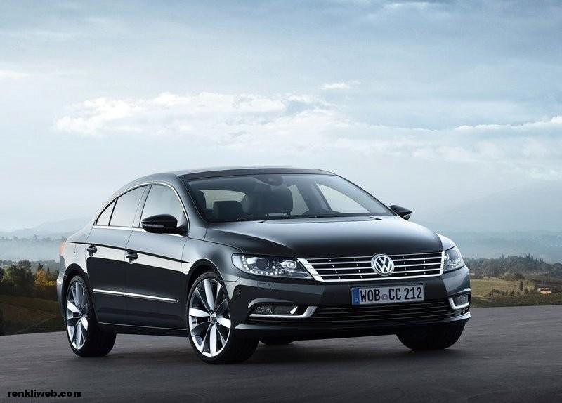 Volkswagen, Passat CC, otomobil, araba