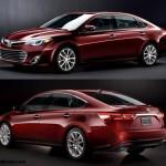 2013 Toyota Avalon Özellikleri ve Resimleri