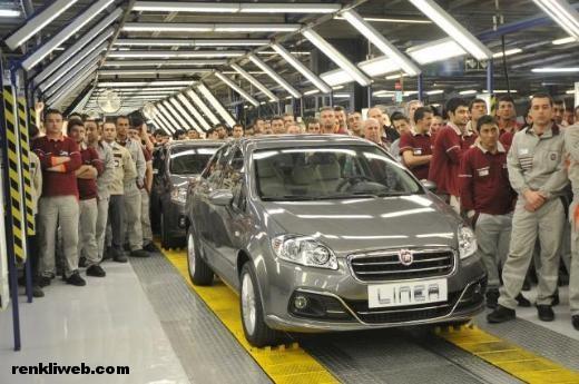 Fiat linea, otomobil, araba