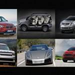 2013′de Çıkacak Arabalar (Foto Galeri)