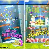 Android ve iOS İçin Icy Tower 2 Oyunu