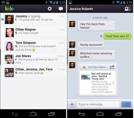 how to download kik messenger on laptop