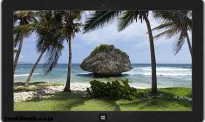 Windows 7 ve Windows 8 İçin Karayip Sahilleri Teması