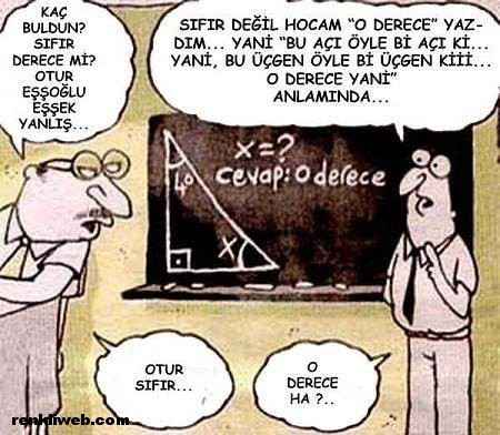 Matematik Karikatürleri 3