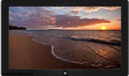 Windows 7 Ve Windows 8 İçin Sahil Günbatımı Mazaraları Teması