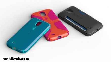Speck CandyShell, CandyShell Grip, SmartFlex Card - Galaxy S4 Kılıfı