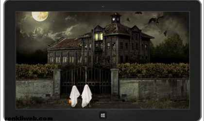 Windows 7 ve Windows 8 İçin Korku Teması