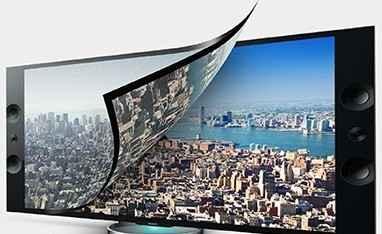 Sony 4K Ultra HD Televizyon