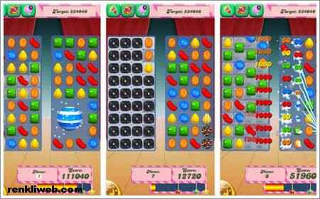 Candy Crush Saga oynama 2
