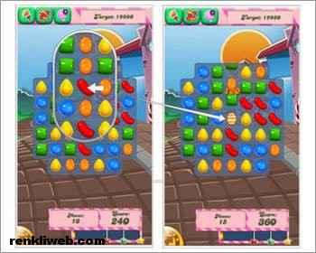 Candy Crush Saga oynama 3