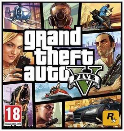 GTA 5 - GTA V