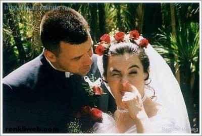 Komik Düğün Fotoğrafları 03