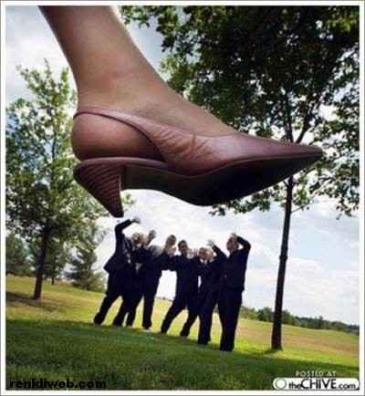 Komik Düğün Fotoğrafları 04