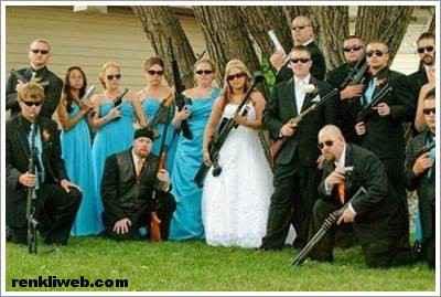 Komik Düğün Fotoğrafları 2