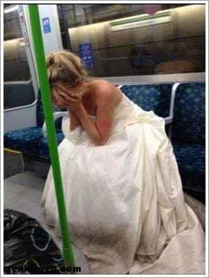 Komik Düğün Fotoğrafları 5