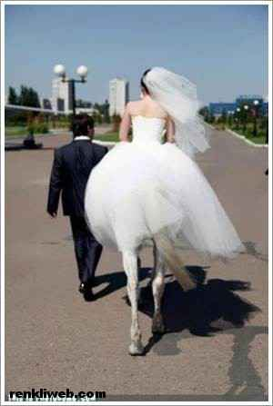 Komik Düğün Fotoğrafları 8