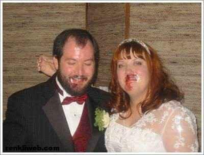 Komik Düğün Fotoğrafları 9
