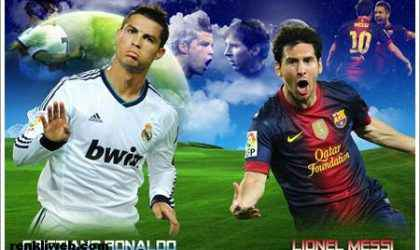 Messi mi Ronaldo mu?