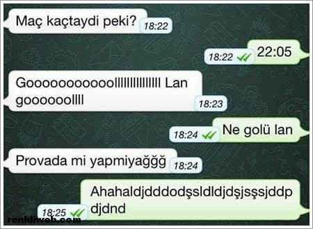 whatsapp mesajları 1