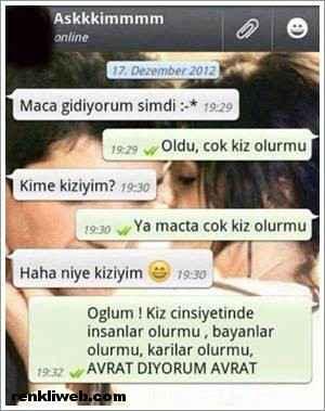 whatsapp mesajları 4