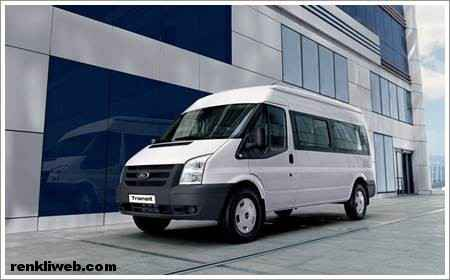 2013 Ford Transit Minibüs
