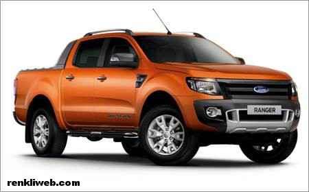 2013 Yeni Ford Ranger