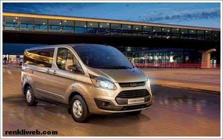 2013 Yeni Ford Tourneo Custom