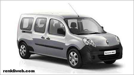 Renault Kangoo Express Combi Maxi 2013