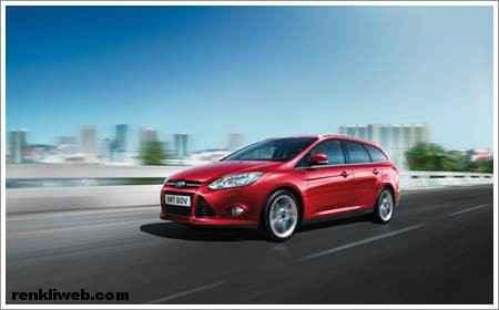 Yeni Ford Focus 2013