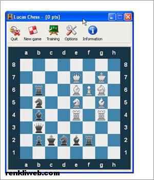 Ücretsiz Satranç Oyunu – Lucas Chess