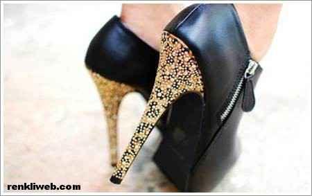 dar ayakkabı